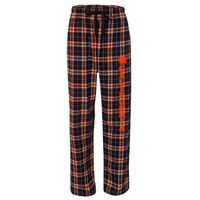Cal High - Fashion Flannel Pants With Pockets Thumbnail