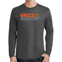 Grizzly Nation - Long Sleeve Fan Favorite Tee Thumbnail